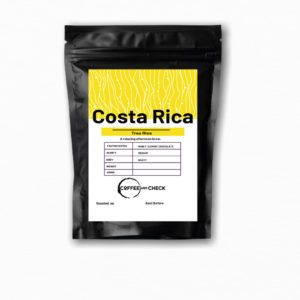costa rican coffee beans